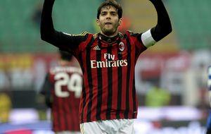 Kaká comienza el año asustando al Atlético al firmar un doblete