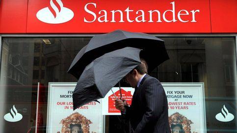 Santander AM sopesa vender su parte de la plataforma, valorada en 2.000 millones