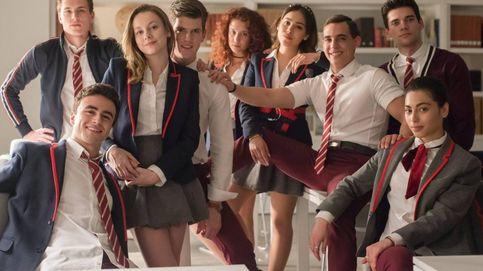 Álvaro Rico (Polo) resume en una canción la primera temporada de 'Élite'
