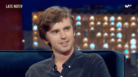 Freddie Highmore ('The good doctor'), nombrado hijo adoptivo de Zapateira