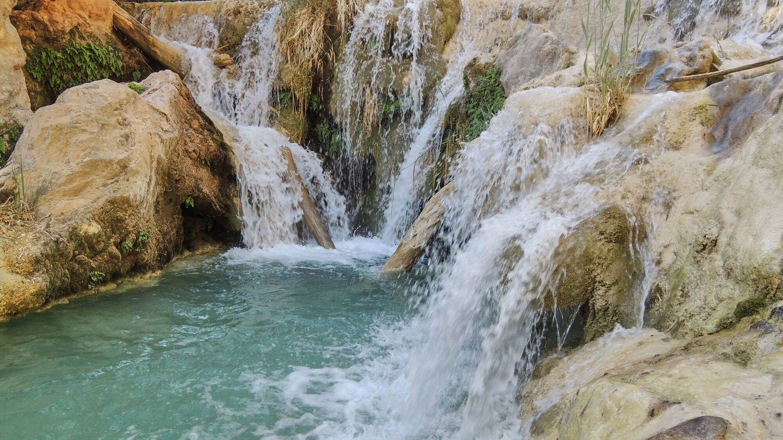 Las Chorreras del Cabriel near Endíganos, un paraíso de ensueño. (iStock)