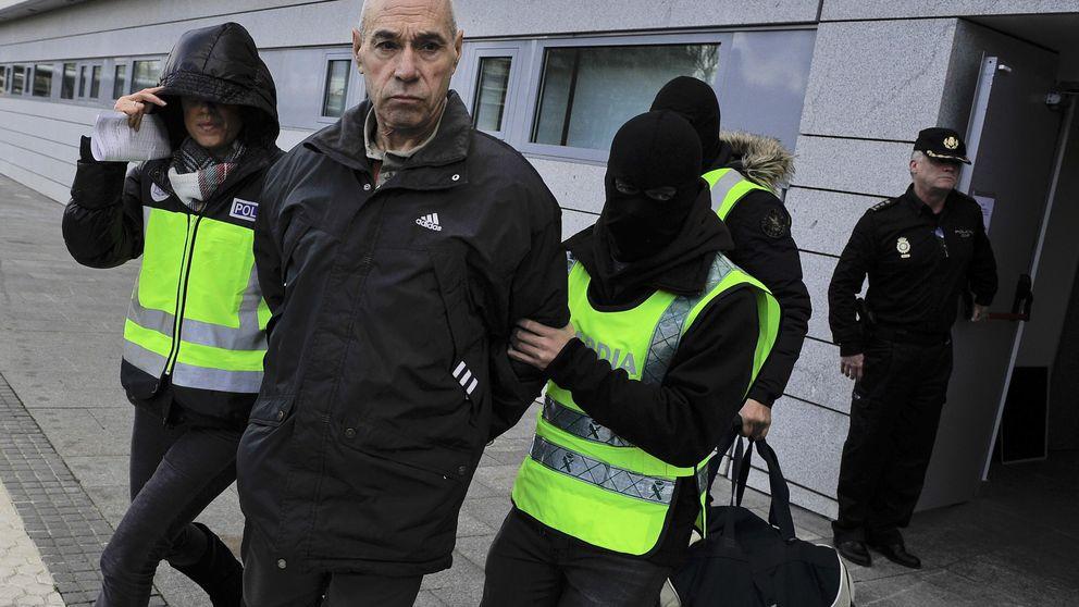 Anulan las órdenes de libertad de los etarras Potros y  Plazaola