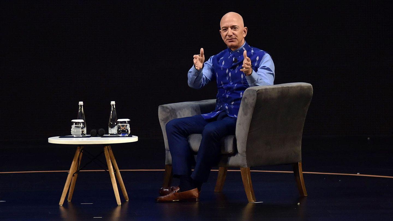 Jeff Bezos. (Reuters)