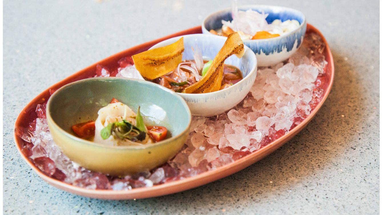 Restaurantes madame sushita cocina japonesa en una for Menaje cocina japonesa