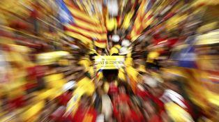 Cataluña no es Escocia… ni en los sondeos