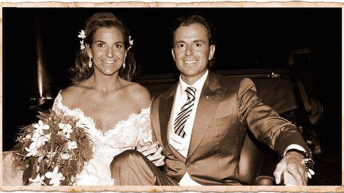 La boda que acabó con la paz del clan Sánchez Vicario, en fotos exclusivas