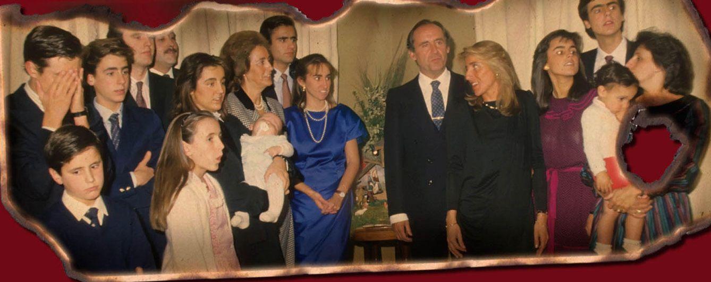 Foto: La familia Ruiz-Mateos en un fotomontaje realizado en 'Vanitatis'