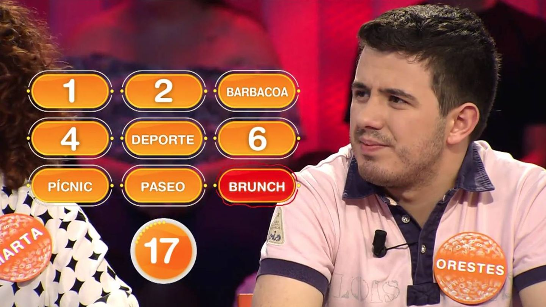 Orestes Barbero, burgalés de 22 años. (Mediaset)