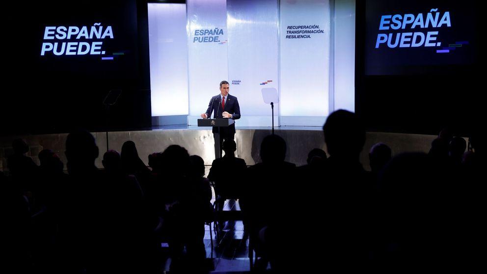 Sánchez confía en que los fondos UE eleven el crecimiento potencial del PIB a más del 2%