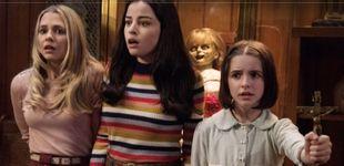 Post de 'Annabelle vuelve a casa': terror que te clava en la butaca