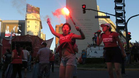 Protestas en contra de la XI Conferencia de la OMC