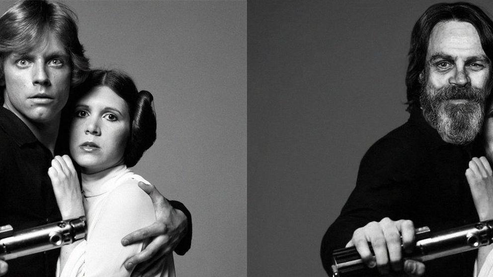 Por qué Luke es más joven que su hermana melliza Leia y otras paradojas
