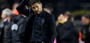 Post de El lío del Cholo Simeone y los tres fallos claves del Atlético de Madrid