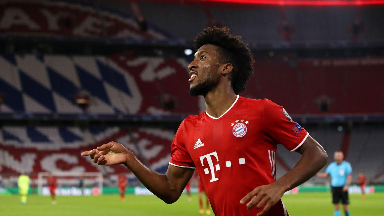 Un Bayern soberbio desborda a un Atleti digno, pero netamente inferior (4-0)