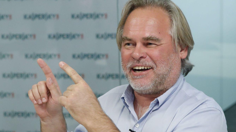 Foto: Eugene Kaspersky, fundador y consejero delegado den Kaspersky Lab. (Reuters)