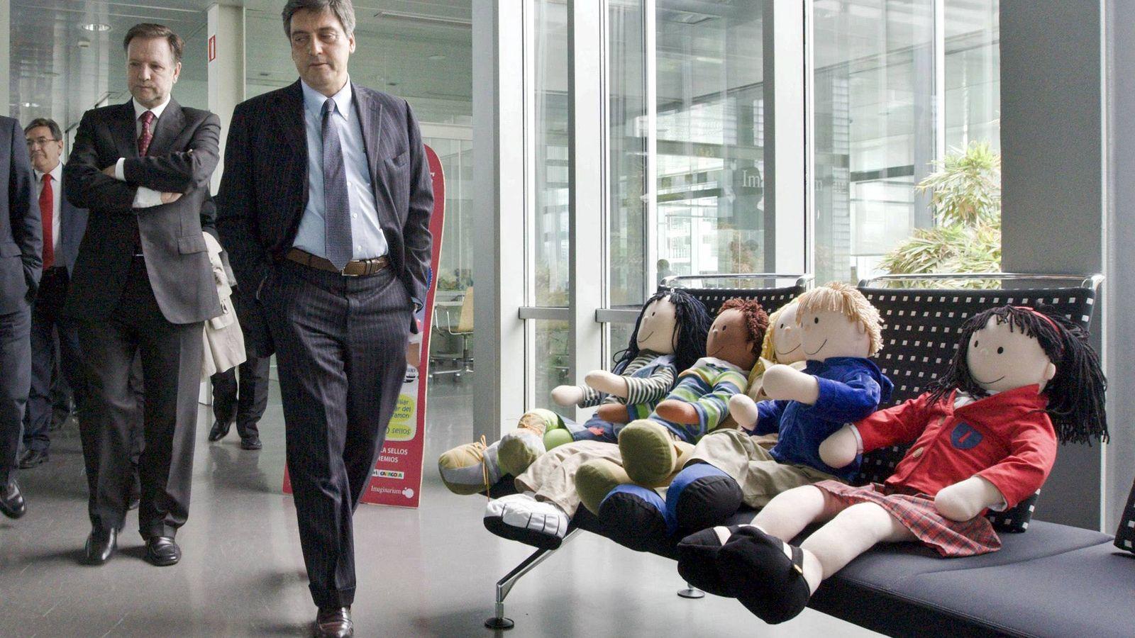 Foto: Félix Tena, presidente de Imaginarium. (EFE)