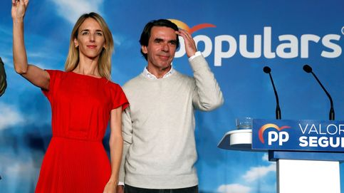 Cayetana Álvarez de Toledo y su vestido de la suerte: Aznar, Letizia, Boadella…