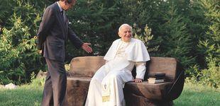Post de El fontanero murciano de Wojtyła. Franco Navarro-Valls y el verano de los 3 papas