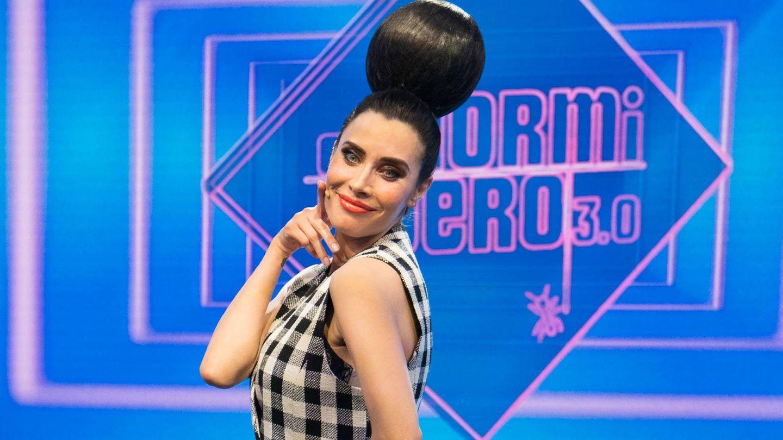 Pilar Rubio, en 'El hormiguero'. (7 y Acción)