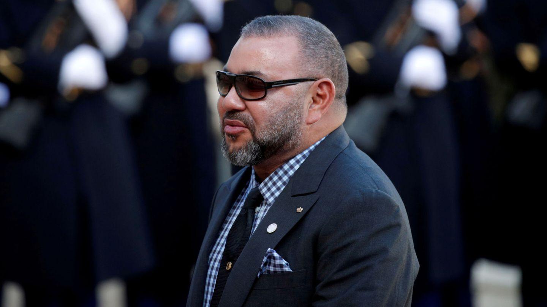 El rey de Marruecos. (Reuters)