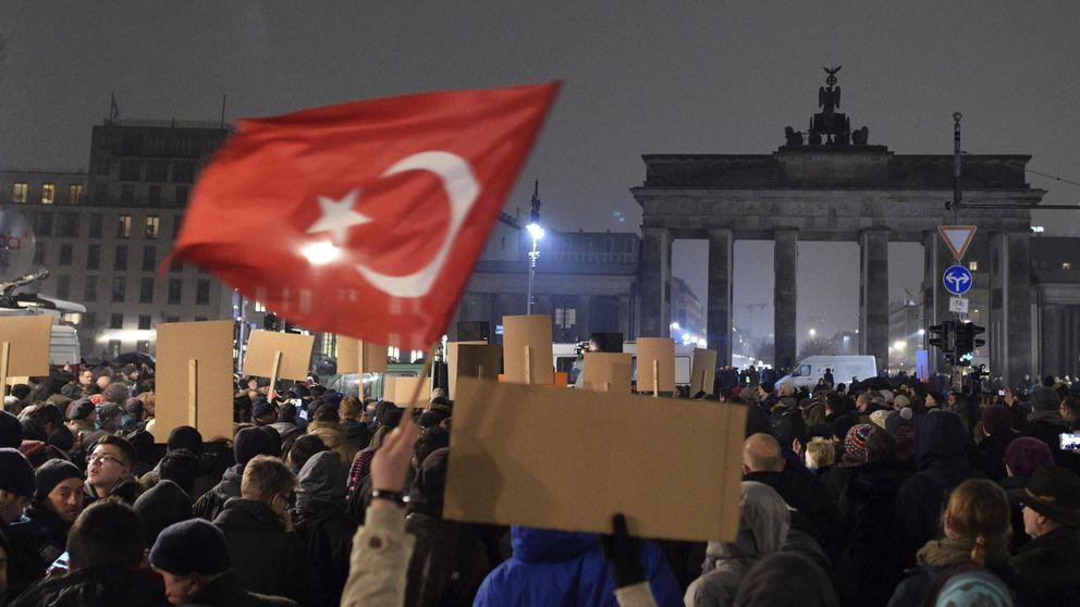 Los alemanes que ríen fuerte cuando ven 'El gran dictador'