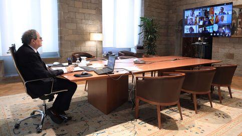 Torra pedirá a Sánchez 15.000 M para que Cataluña afronte la emergencia económica