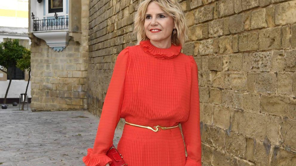 Eugenia Martínez de Irujo apuesta por las tendencias con estos complementos de Tous