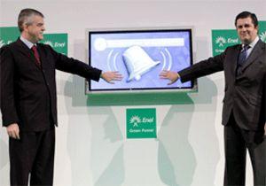 Foto: Enel Green Power logra un crédito de 160 millones para su expansión en Italia hasta 2014