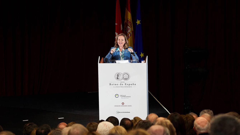 Foto: La vicepresidenta segunda del Gobierno y ministra de Asuntos Económicos y Transformación Digital, Nadia Calviño. (Getty)