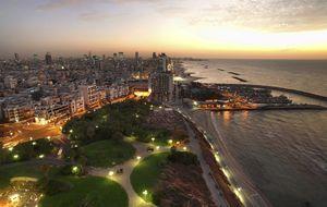 Tel Aviv, un rincón europeo en Oriente Medio