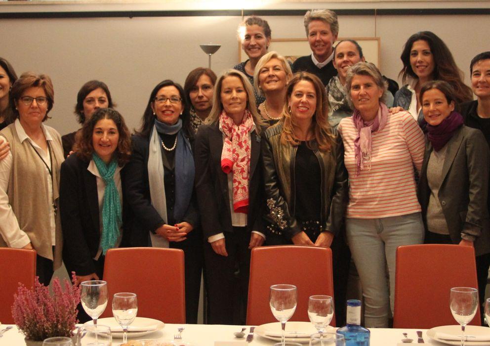 Foto: Imagen del I Foro 'Mujer, Deporte y Sociedad' (Foto: CSD).