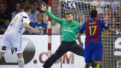Pérez de Vargas, del quirófano a llevar al Barça a la F4 con una actuación milagrosa