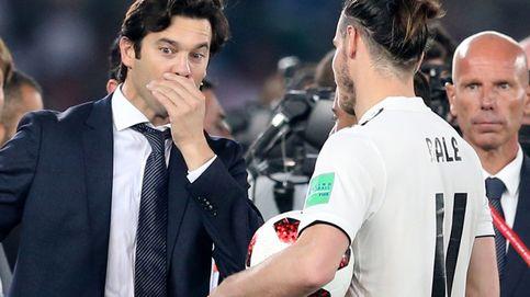 La devoción de Solari por Bale o por qué necesita que sea su Cristiano