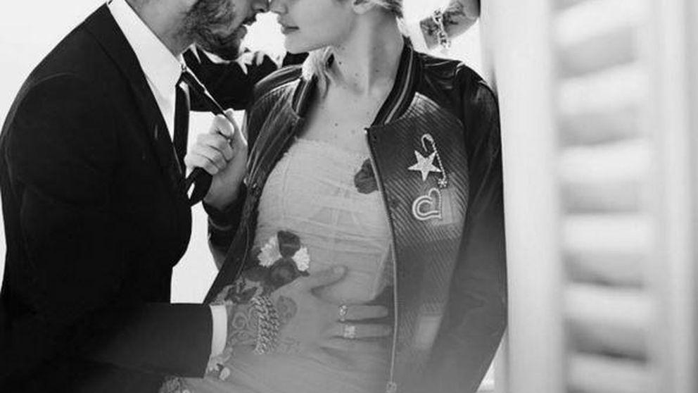Gigi Hadid y Zayn Malik, la pareja de moda bajo el objetivo de Mario Testino