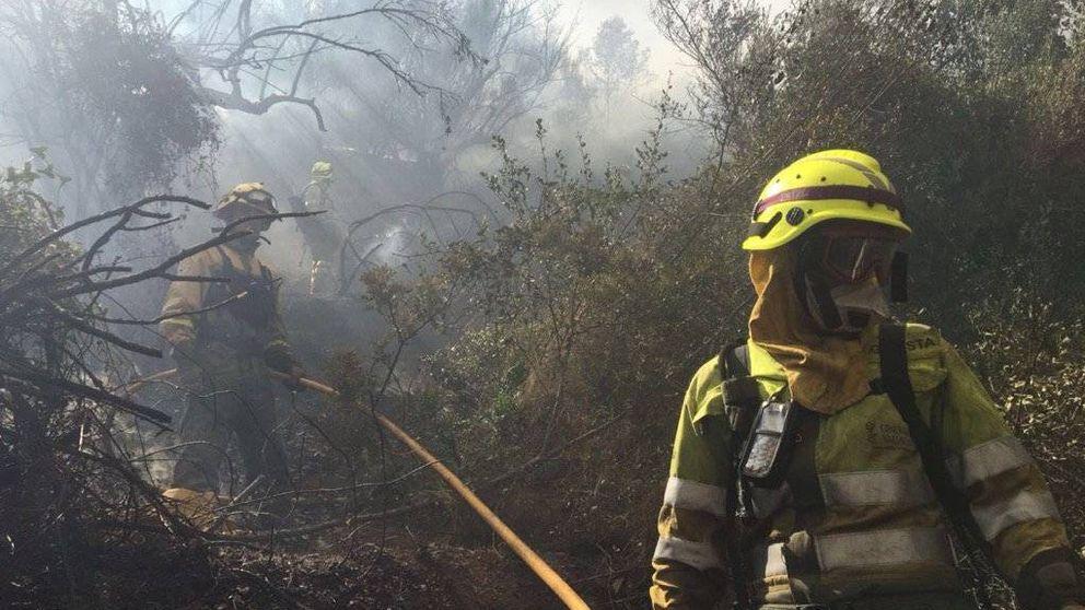 El Confidencial, comprometido con la lucha contra los incendios forestales