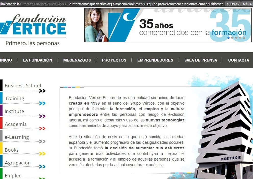 Foto: Página web de la empresa.