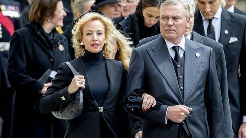 La guerra de Camilla de Borbón-Dos Sicilias con su hermana por la herencia de su padre