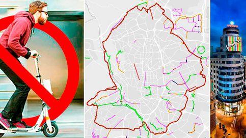 Madrid condena al patinete eléctrico: sólo circularán por este puñado de calles