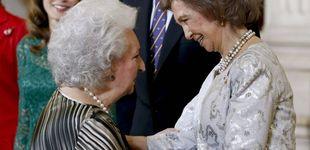 Post de La reina Sofía y la infanta Pilar, cuñadas (ahora sí) bien avenidas