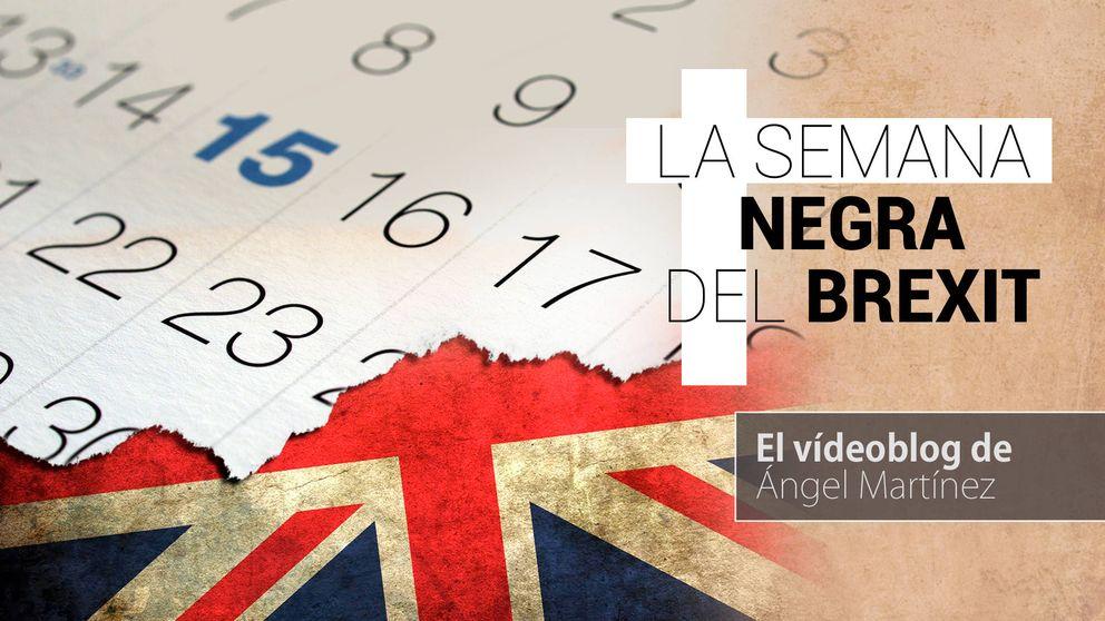 Brexit: La semana negra del Gobierno británico