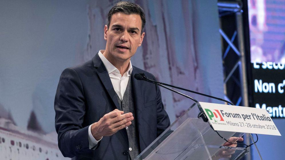 Foto: El secretario general del PSOE y presidente del Gobierno, Pedro Sánchez. (EFE)