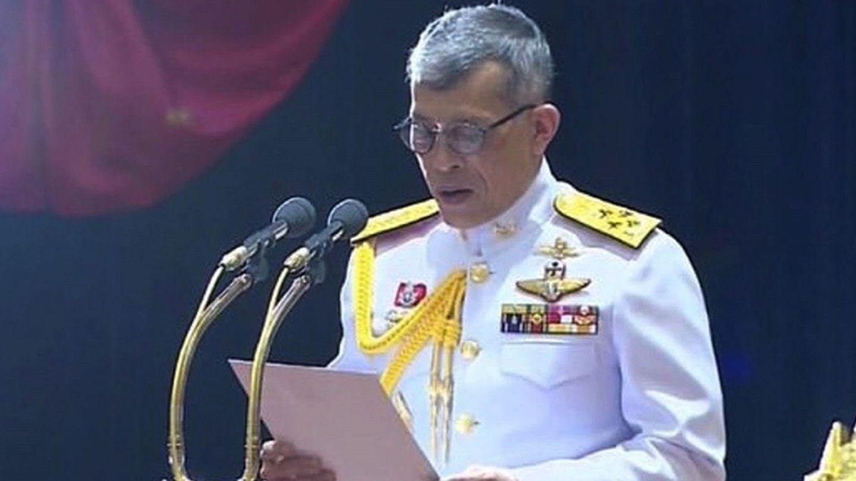El rey Maha Vajiralongkorn Bodindradebayavarangkun de Tailandia. (EFE)