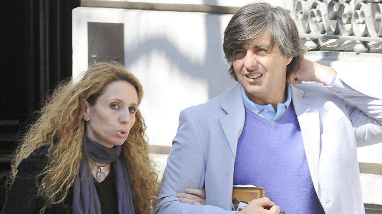 Yolanda García Cereceda y su marido Jaime Ostos (Gtres)