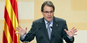 Foto: Artur Mas amenaza a Rajoy: habrá consulta popular si no hay pacto fiscal