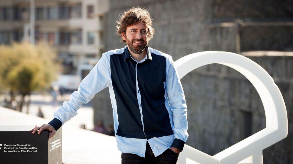 Foto: Daniel Sánchez Arévalo presenta 'Diecisiete' en San Sebastián. (Efe)