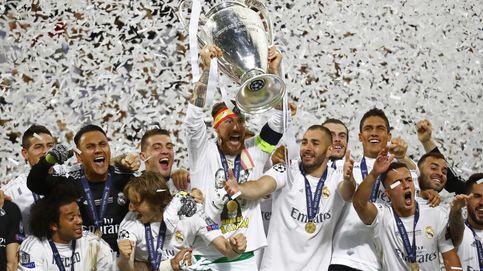 Las mejores imágenes de la Undécima Champions del Real Madrid