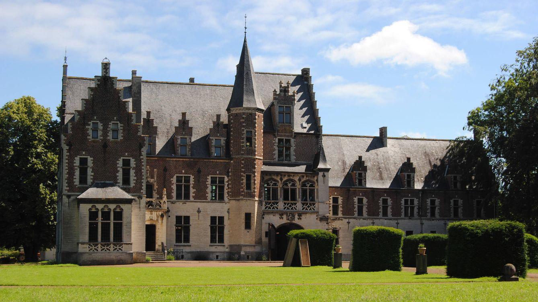 Foto: Fachada del edificio principal del 'Castle Het Steen', erigido en 1304.