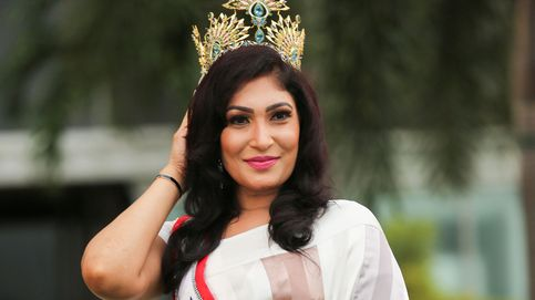 Detenida la reina de la belleza que arrancó la corona a la ganadora del Mrs Sri Lanka 2021