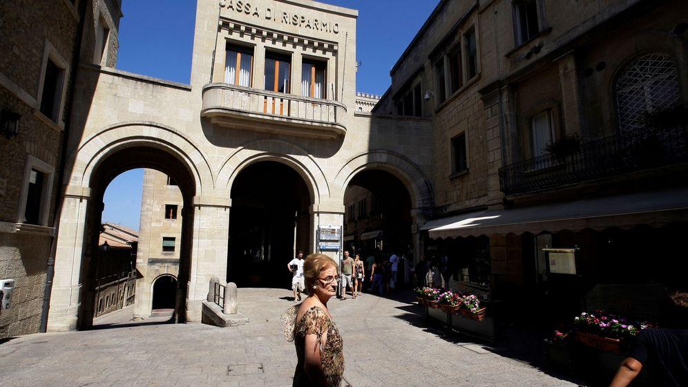 Foto: Cassa di Risparmio, el mayor banco de San Marino y epicentro de la crisis financiera. (Reuters)