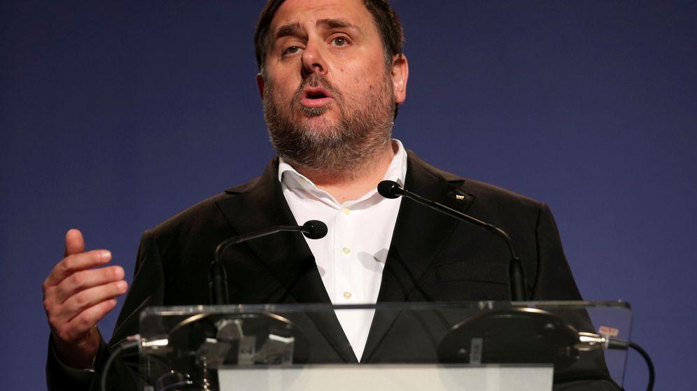 Foto: El 'exvicepresident' del Govern, Oriol Junqueras, en una imagen de archivo. (Reuters)